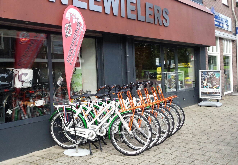 Postcode loterij fietsen